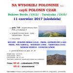 Bukowe Berdo - Tarniczka 11.06.17