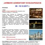 Budapeszt 9-10.12.2017