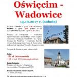 Oświęcim - Wadowice 14.10.2017