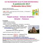 XLIV Młodzieżowy Złaz po Ziemi Krośnieńskiej 2017