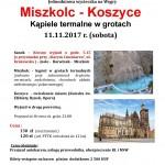 Miszkolc - Koszyce 11.11.2017