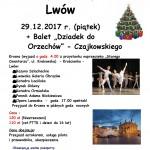 Lwów + balet 29.12.2017