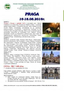 Praga 16-18.08.2018