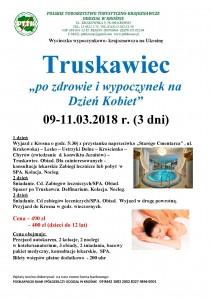 Tuskawiec-Dzień kobiet 09-11.03.2018