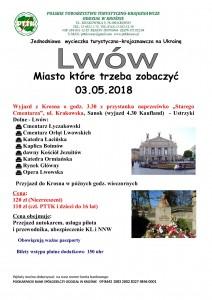 Lwów 03.05.2018