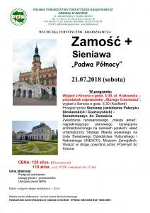 Zamość Sieniawa 21.07.2018