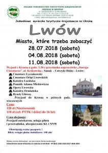 Lwów 28.07, 04.08, 11.08