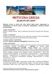 Mityczna Grecja 26.06-07.07.2019 str 1