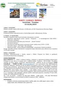 Narty i gorące źródła Val di sole- Trentino 15-14.02.2019_str 1