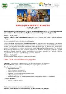 Praga Jarmark Wielkanocny 06-07.04.2019