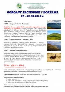 Gorgany Zachodnie i Bor+-awa 20-22.09.2019_2019