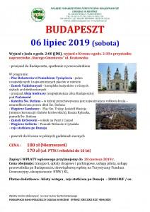 Budapeszt 06.07.2019