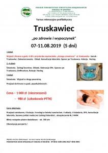 Truskawiec 07-11.08.2019
