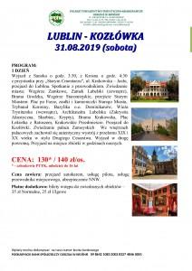 Lublin Kozłówka 31.08.2019