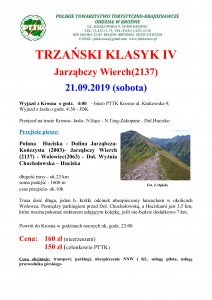 Tatrzański Klasyk IV- Jarząbczy Wierch str 1