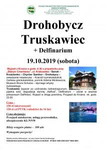 Truskawiec - Drochobycz 19.10.2019r.